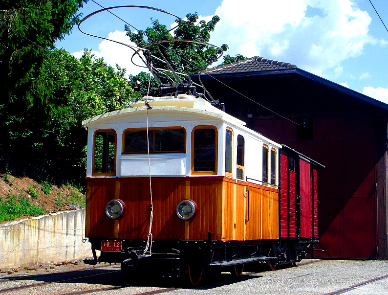k-044. Lok 2 in Klobenstein 18.07.2006 VAT